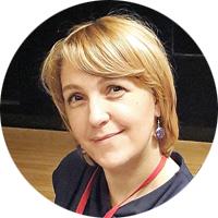 Оксана Яцкевич, директор архивной компании ТКР Archive Management