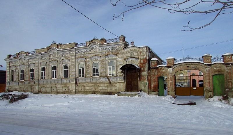 На Южном Урале предприниматель решил вложить деньги в реставрацию особняка 19 века 1