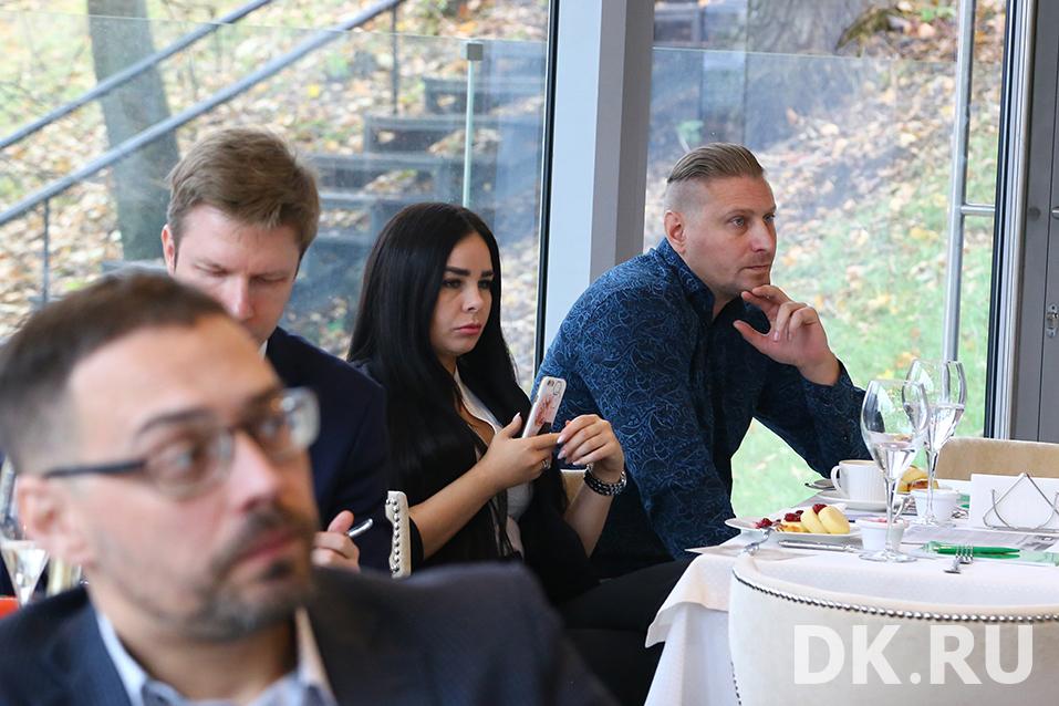 Сильные кадры, инвестиции и управленческий учет. О чем говорили на бизнес-завтраке DK 17