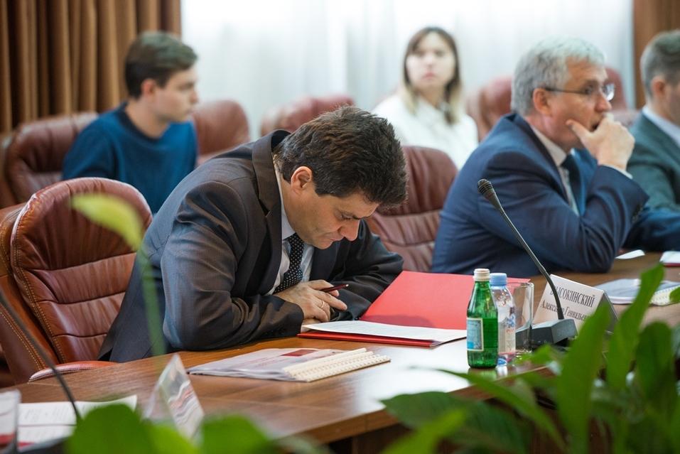 Александр Высокинский, мэр Екатеринбурга