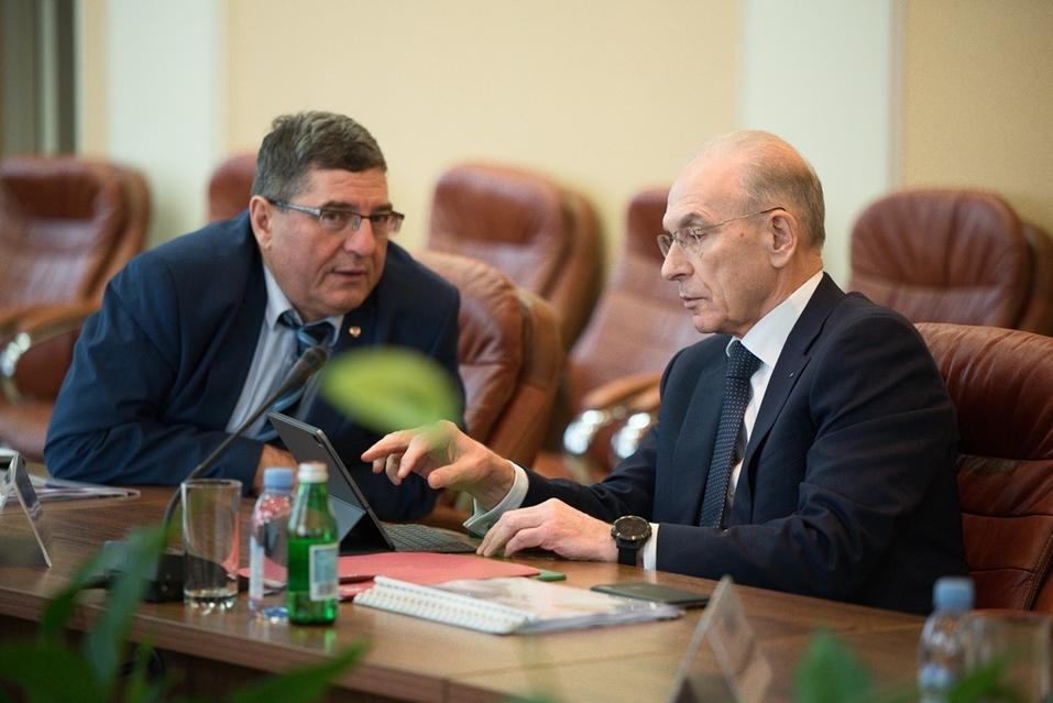 Владимир Черкашин, глава Уральского банка ПАО «Сбербанк»