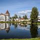 Коттеджный поселок «Палникс», дома у озера