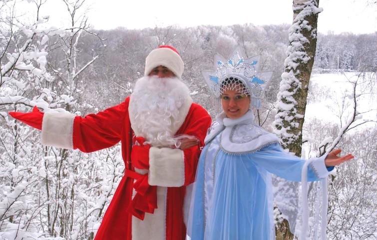 «Карагайский бор»: Новый год как в сказке!  5