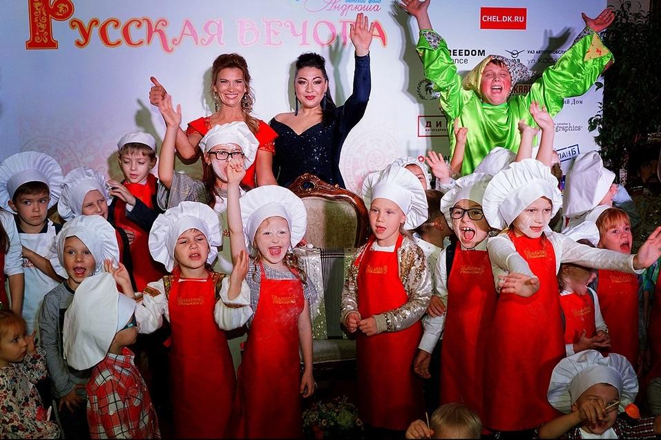 Культура, душевное общение, благотворительность: как прошла «Русская вечора»? 2