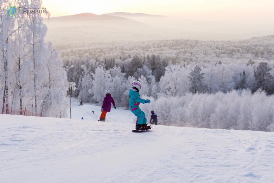 Центр активного отдыха «Евразия» открывает горнолыжный сезон с обновлениями 1