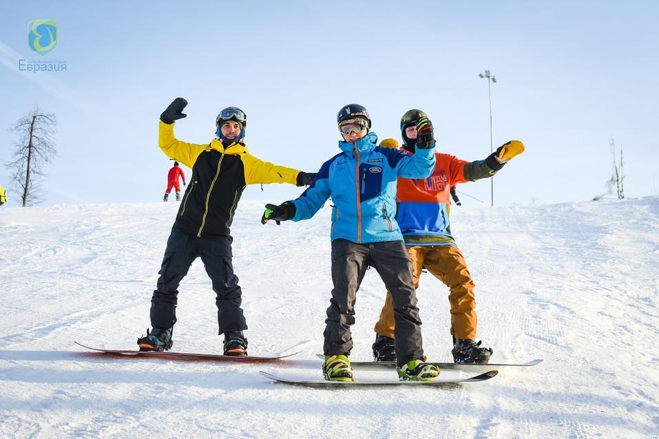 Центр активного отдыха «Евразия» открывает горнолыжный сезон с обновлениями 6