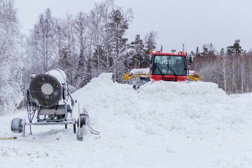 Центр активного отдыха «Евразия» открывает горнолыжный сезон с обновлениями 4