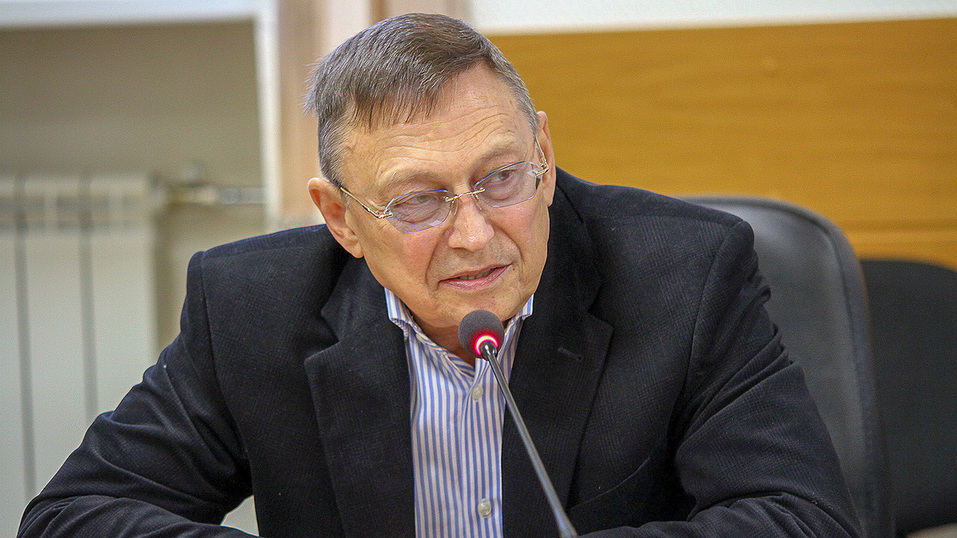 Борис Зырянов