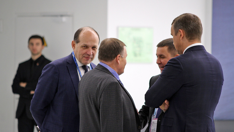 Представители власти и бизнеса