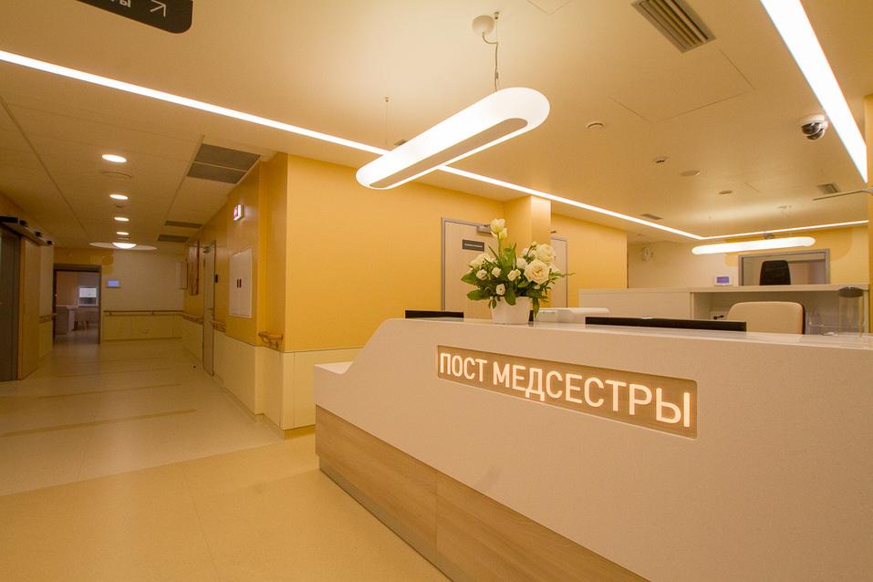 Гуляем по новой клинике «УГМК-Здоровье» за 10 млрд руб. / ФОТОРЕПОРТАЖ 10