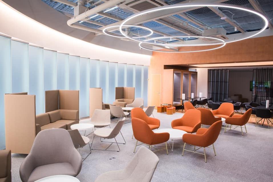 В Стригино открылся новый зал повышенной комфортности 1