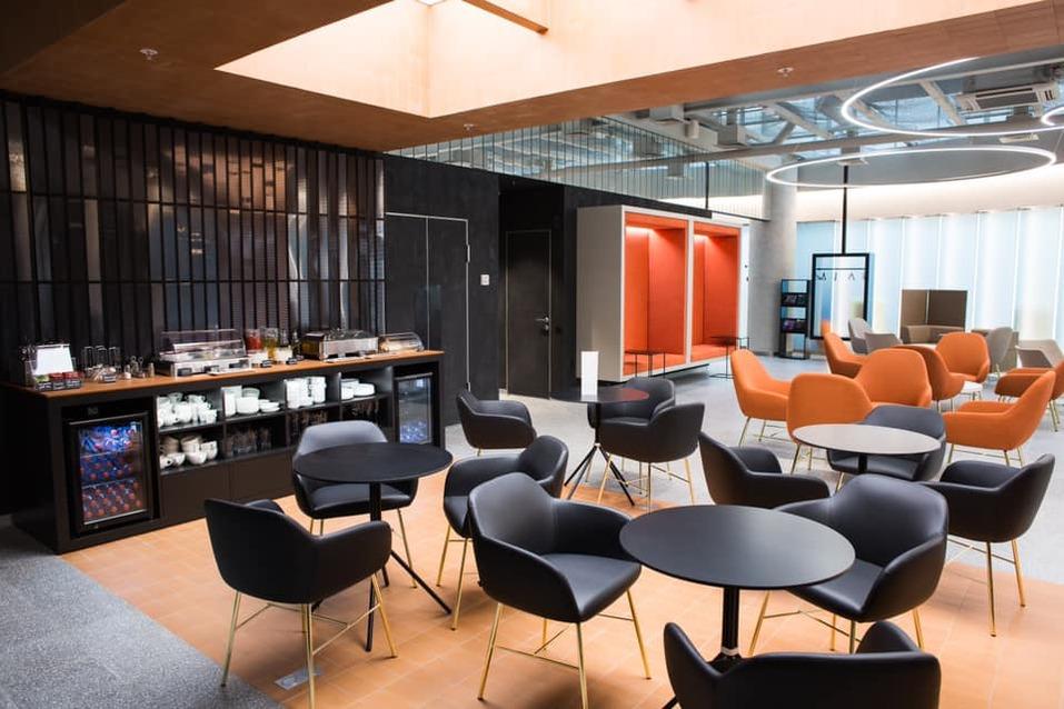 В Стригино открылся новый зал повышенной комфортности 2