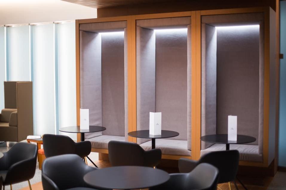 В Стригино открылся новый зал повышенной комфортности 3