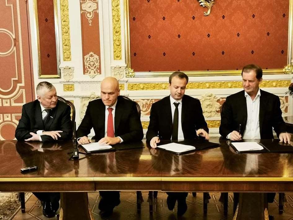 Восемь лучших против чемпиона мира. Екатеринбург примет шахматное мегасобытие в 2020 г. 1