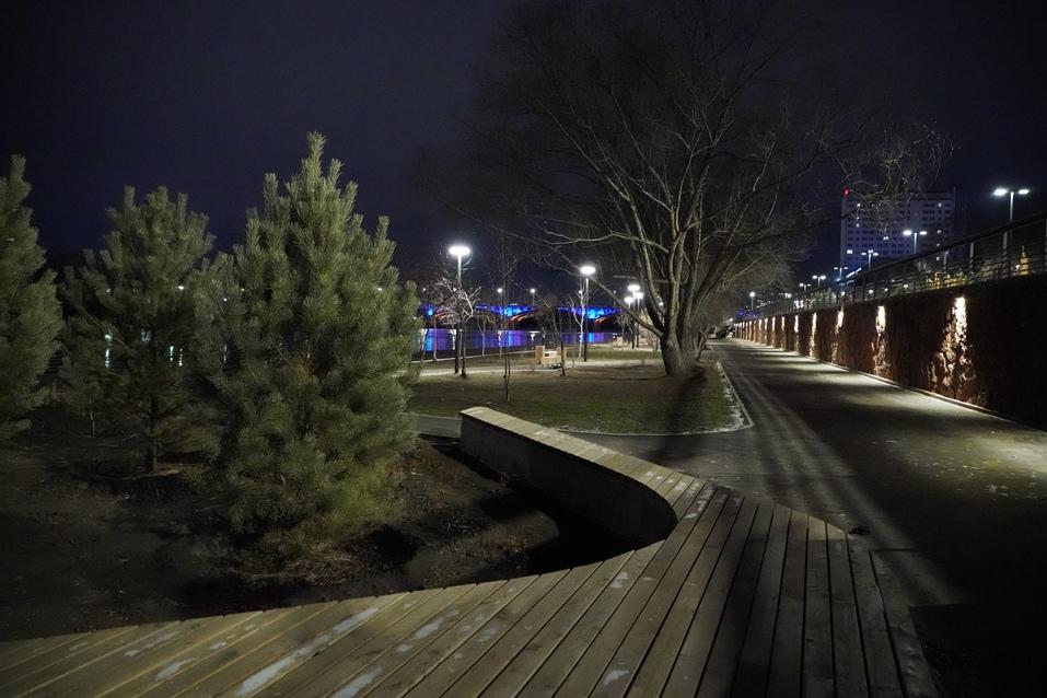 Мэрия Красноярска показала фото преображения правобережной набережной 2