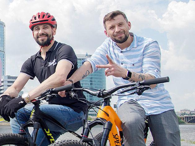 Сергей и Дмитрий Даутовы
