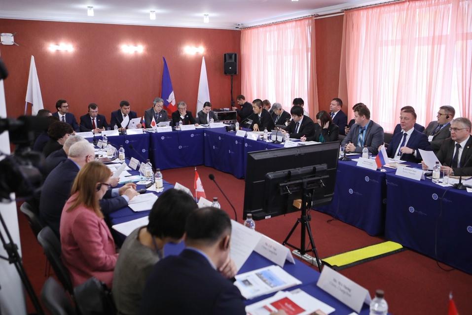 Эксперты из 7 стран обсудили будущее северных городов в Норильске  2