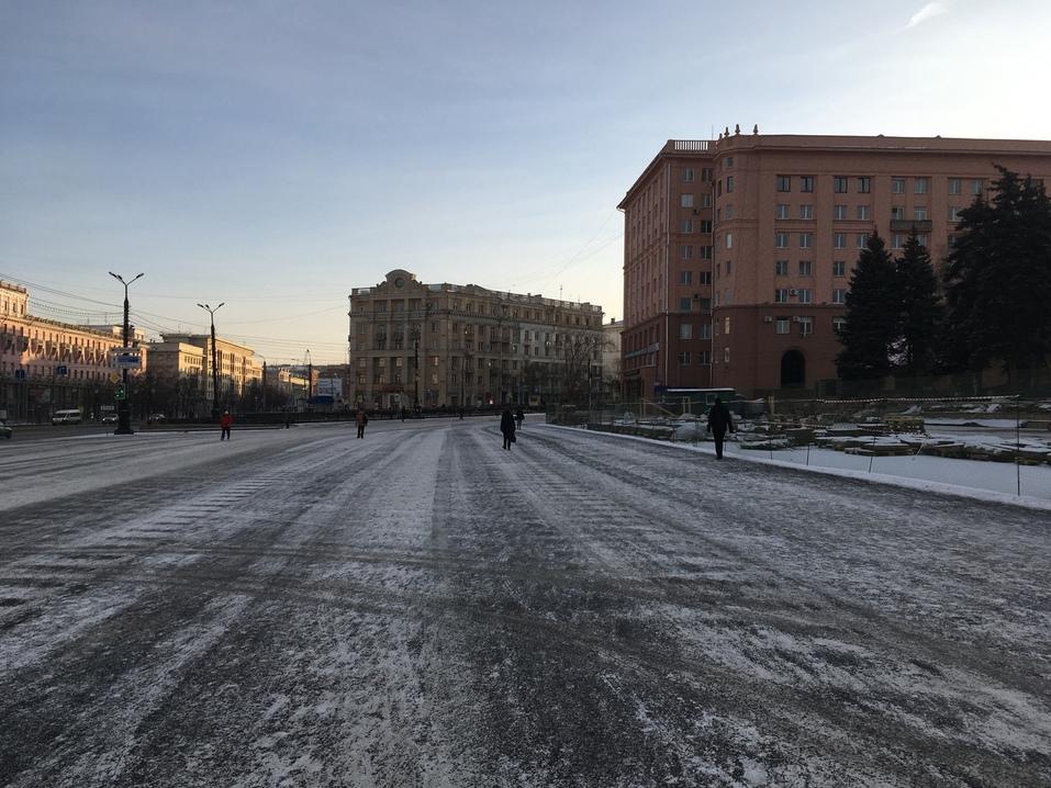 В Челябинске суд вынес решение по запрету митинга за выборы мэра на площади Революции 1