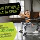 Абонементы в фитнес-клуб на  Черную  пятницу — выгодное вложение в себя!   1
