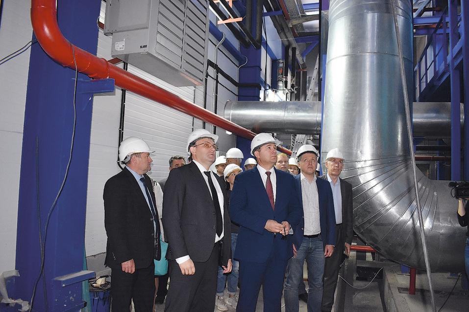 От ГЭС до биокотельных: крупнейшие инвестпроекты в ТЭК 7