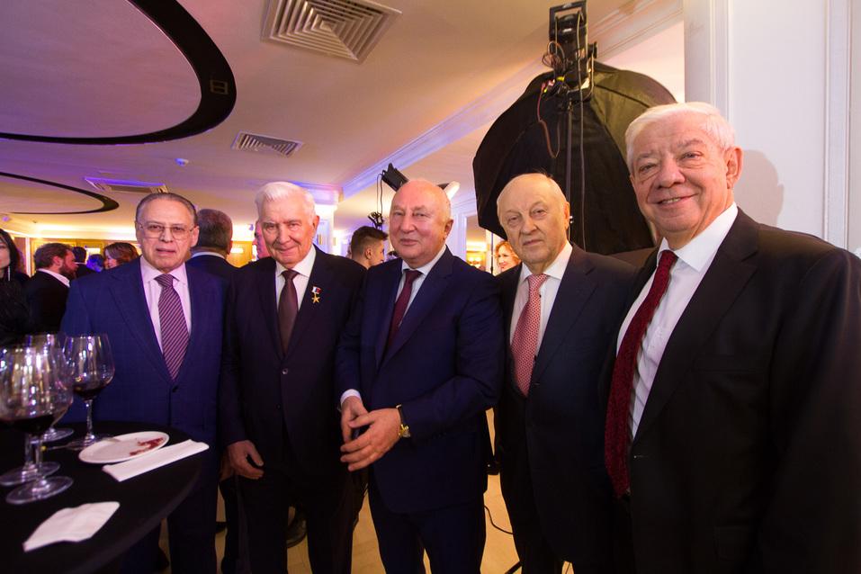 Как награждали «людей эпохи» в Екатеринбурге: главные герои 25-летия 9