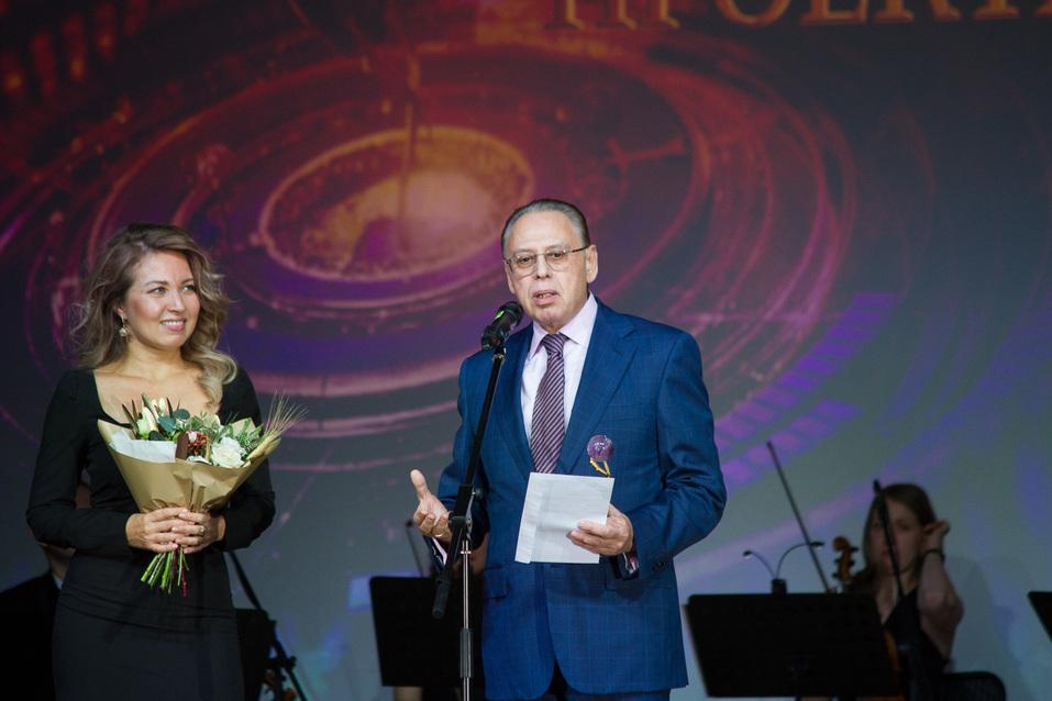 Как награждали «людей эпохи» в Екатеринбурге: главные герои 25-летия 23