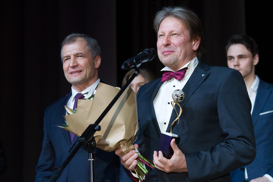 Как награждали «людей эпохи» в Екатеринбурге: главные герои 25-летия 25