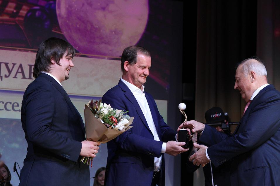 Как награждали «людей эпохи» в Екатеринбурге: главные герои 25-летия 33