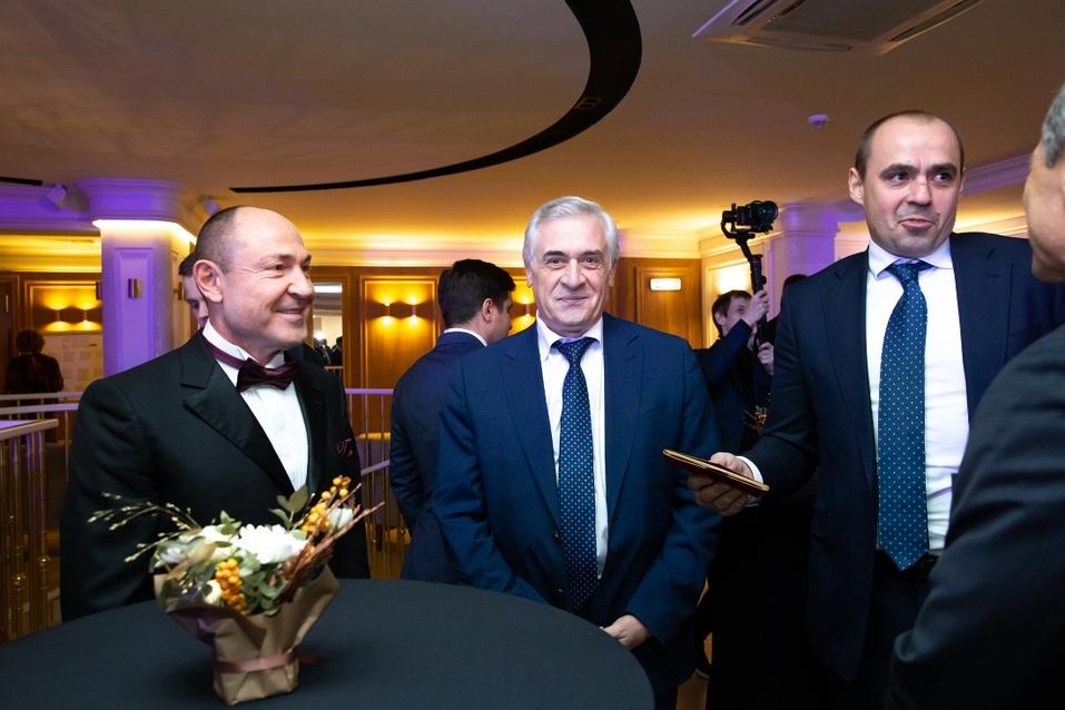 Как награждали «людей эпохи» в Екатеринбурге: главные герои 25-летия 12