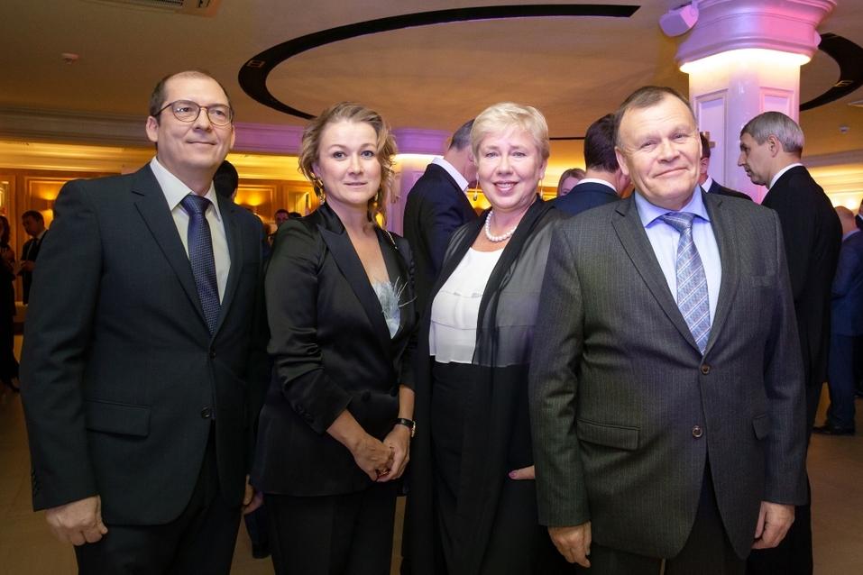 Как награждали «людей эпохи» в Екатеринбурге: главные герои 25-летия 7