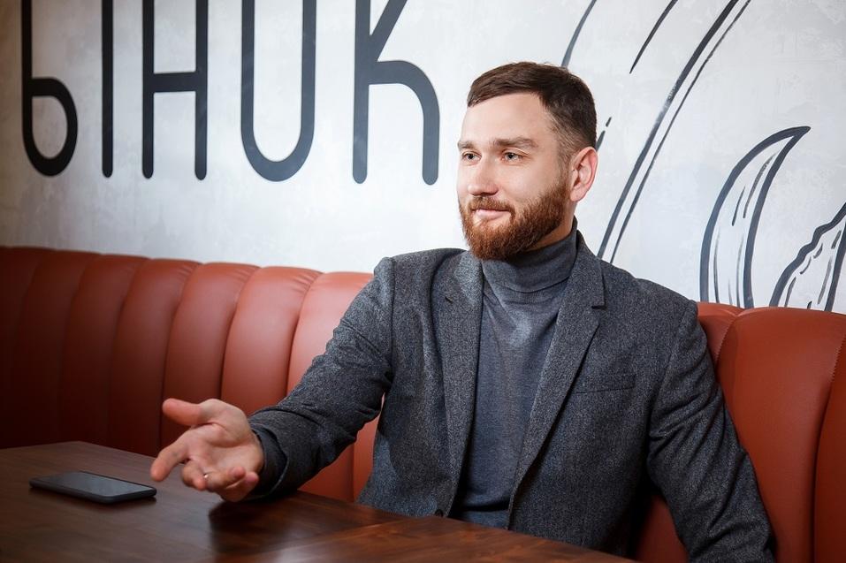 О Тимати, ларьках и запуске «Белого рынка» в Екатеринбурге — интервью Максима Кутепова 1
