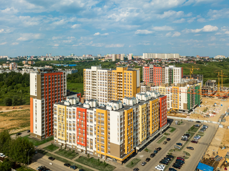 В Нижнем Новгороде изменилась тройка самых «дорогих» районов по стоимости жилья 4