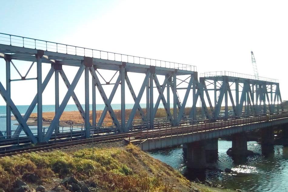 Проект ГК СК Мост Руслана Байсарова по реконструкции железнодорожной инфраструктуры на Сахалине