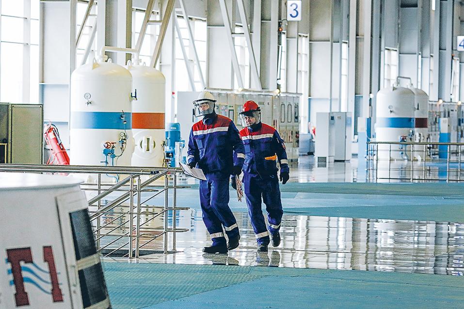 Всеволод Демченко: «Наш главный план — безопасность и выработка энергии» 2