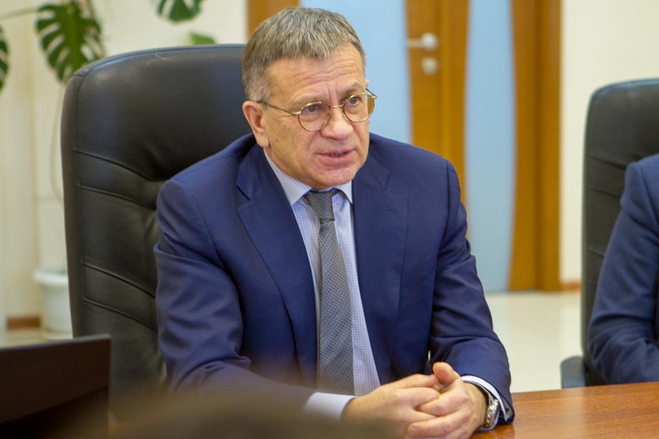 Первый вице-президент СОСПП Михаил Черепанов.