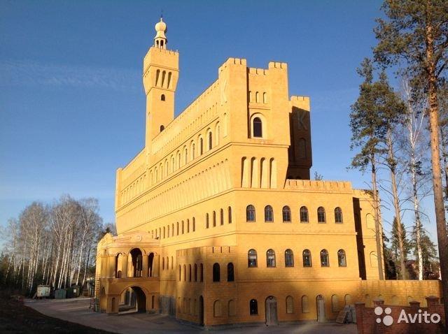 Скидка 135 млн руб. Под Екатеринбургом четвертый год пытаются продать итальянский замок 1