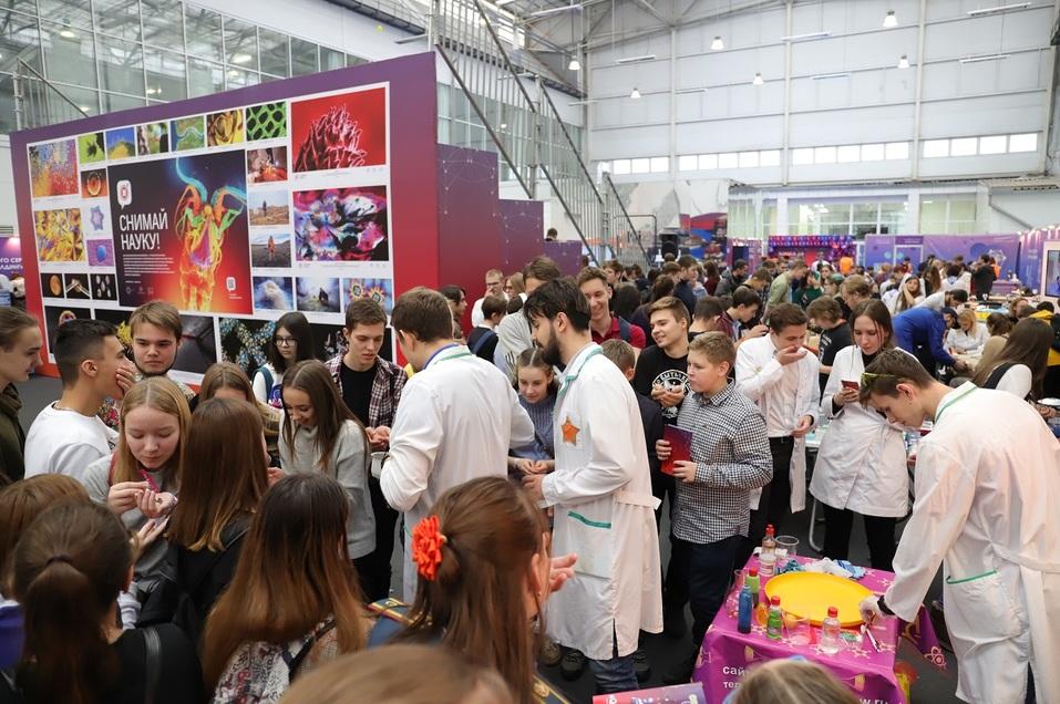 «Время новых первооткрывателей»: в Красноярске прошёл юбилейный фестиваль Nauka 0+ 10