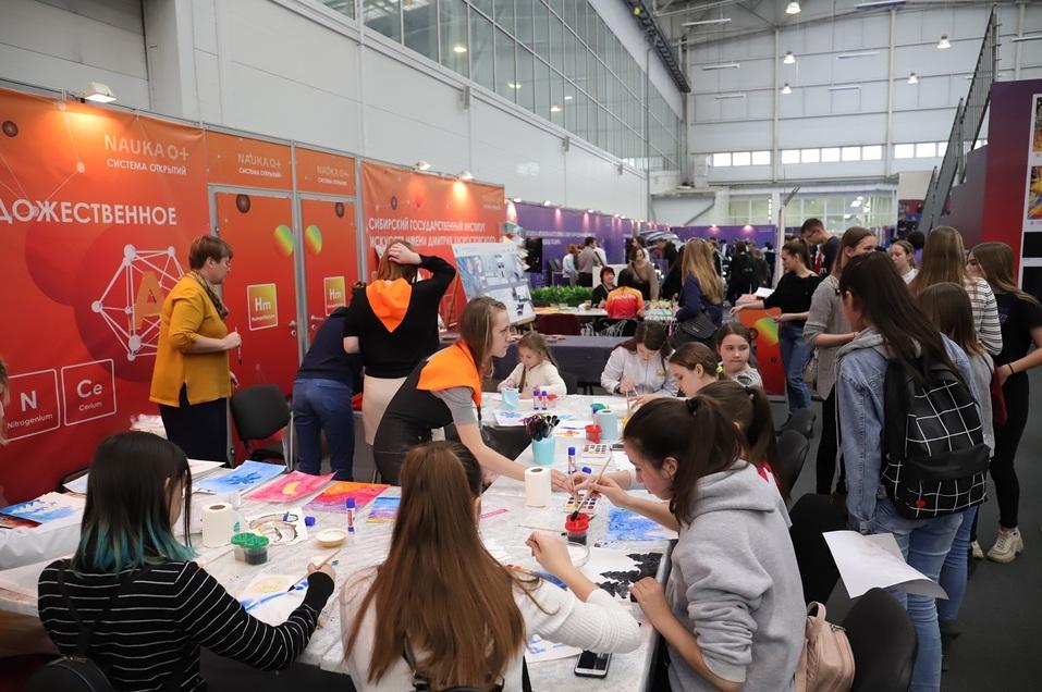 «Время новых первооткрывателей»: в Красноярске прошёл юбилейный фестиваль Nauka 0+ 7