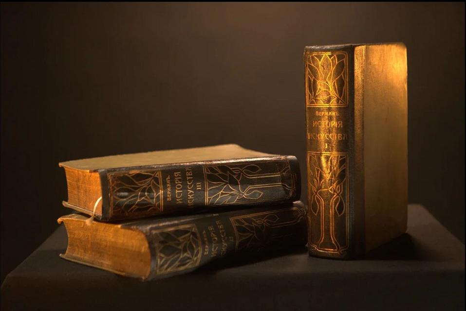 Лот от Козицына: книги