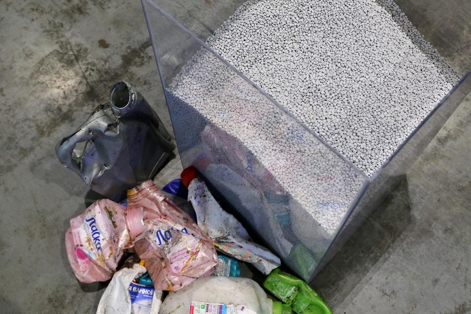 «Освободиться от мусорного рабства». В регионе открылся завод по переработке пластика  3
