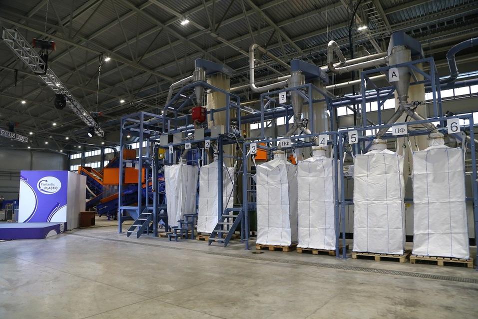 «Освободиться от мусорного рабства». В регионе открылся завод по переработке пластика  7