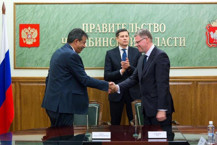 На Южном Урале запускается совместное с Египтом производство 1