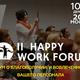 10-11 декабря в Москве состоится II Happy Work Forum   1