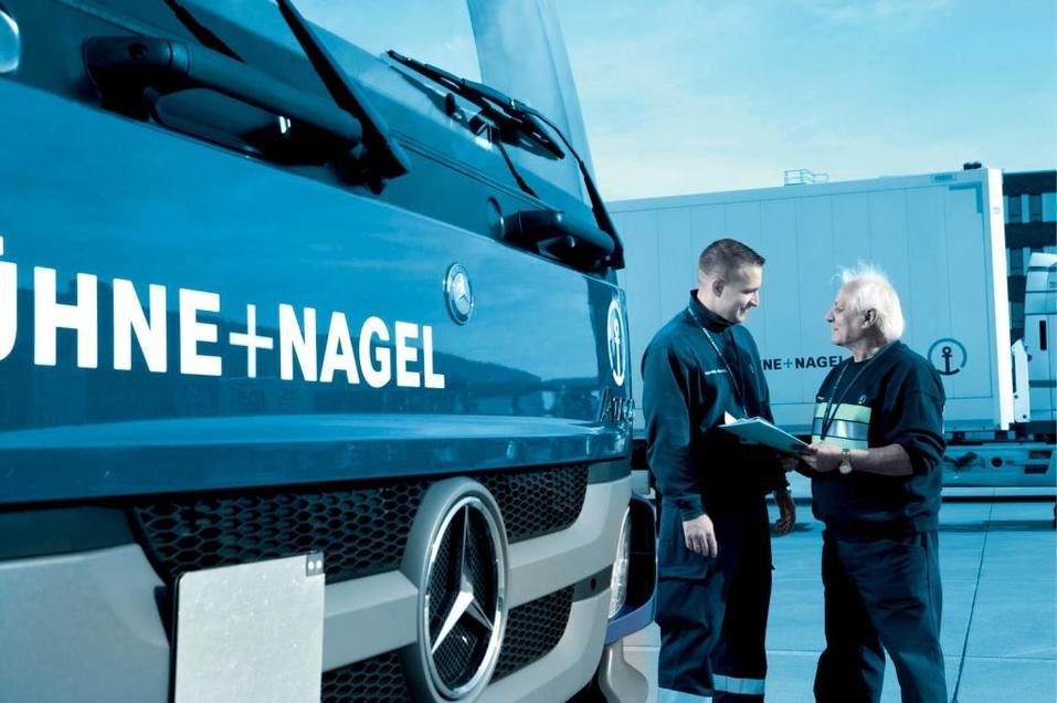 «Кюне + Нагель»: «Выстраивая логистику, мы помогаем бизнесу работать» 3