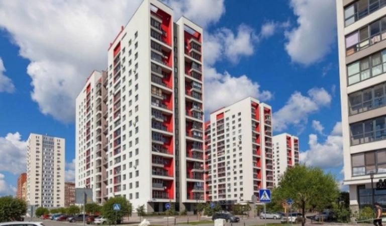 Двух- и трехуровневые пентхаусы. Топ-10 самых больших квартир в уральских новостройках 4