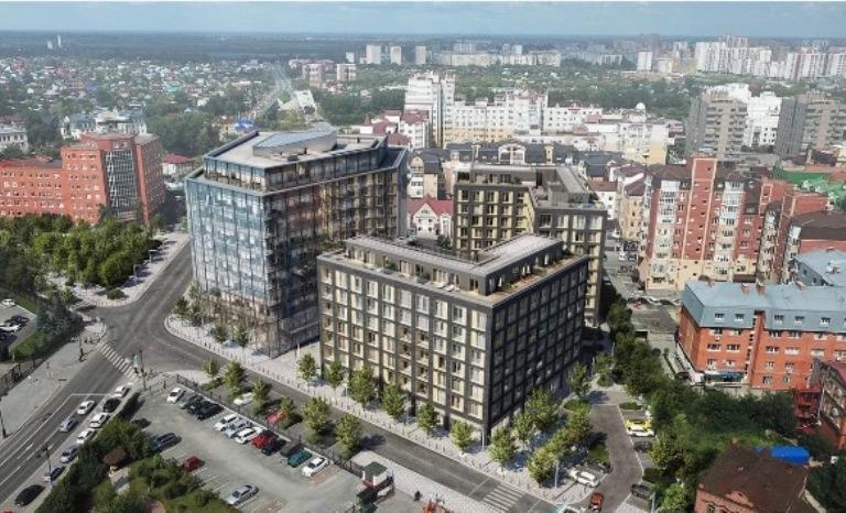 Двух- и трехуровневые пентхаусы. Топ-10 самых больших квартир в уральских новостройках 10