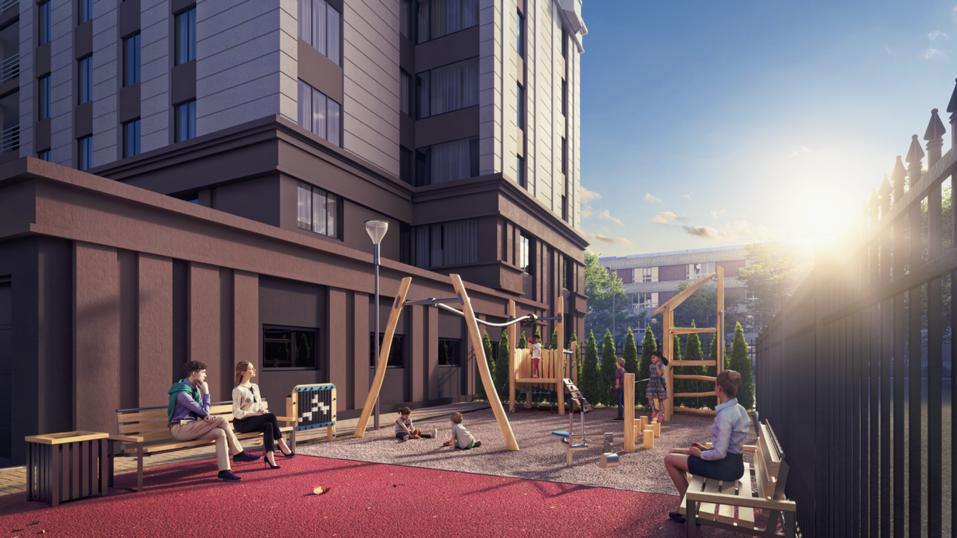 ГК «Каскад» начала строительство нового проекта бизнес-класса в Нижнем Новгороде 3