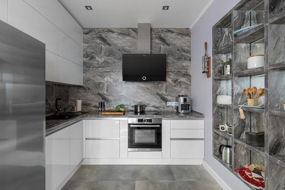 Дом может быть любым, кухня — только LORENA  2