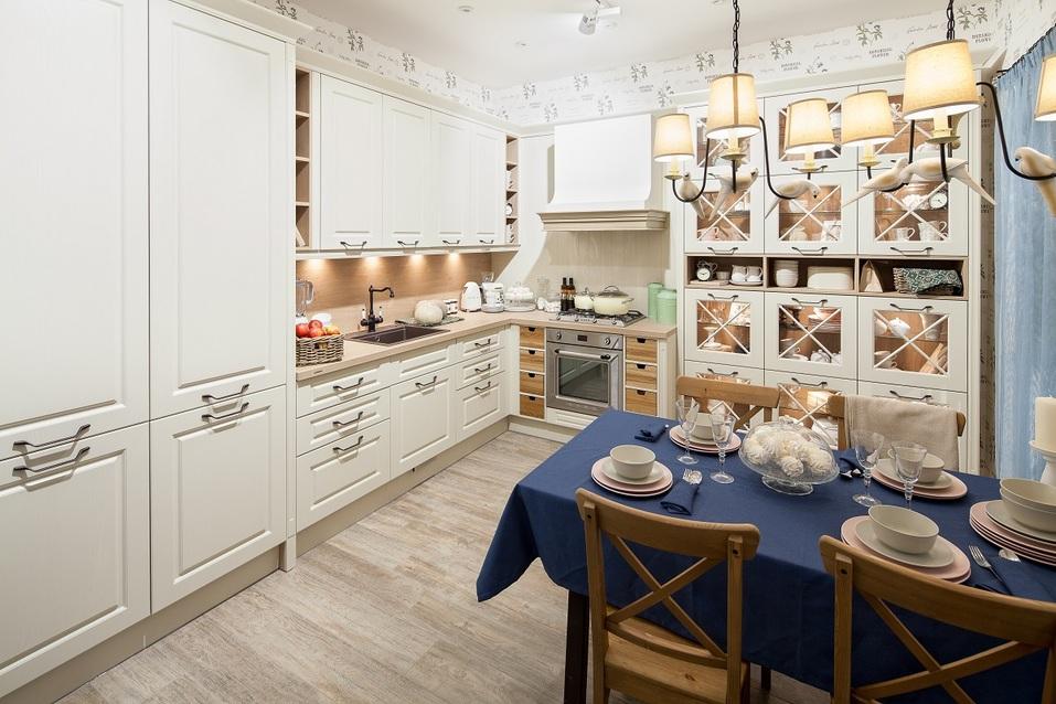 Дом может быть любым, кухня — только LORENA  6