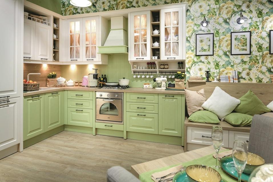 Дом может быть любым, кухня — только LORENA  8